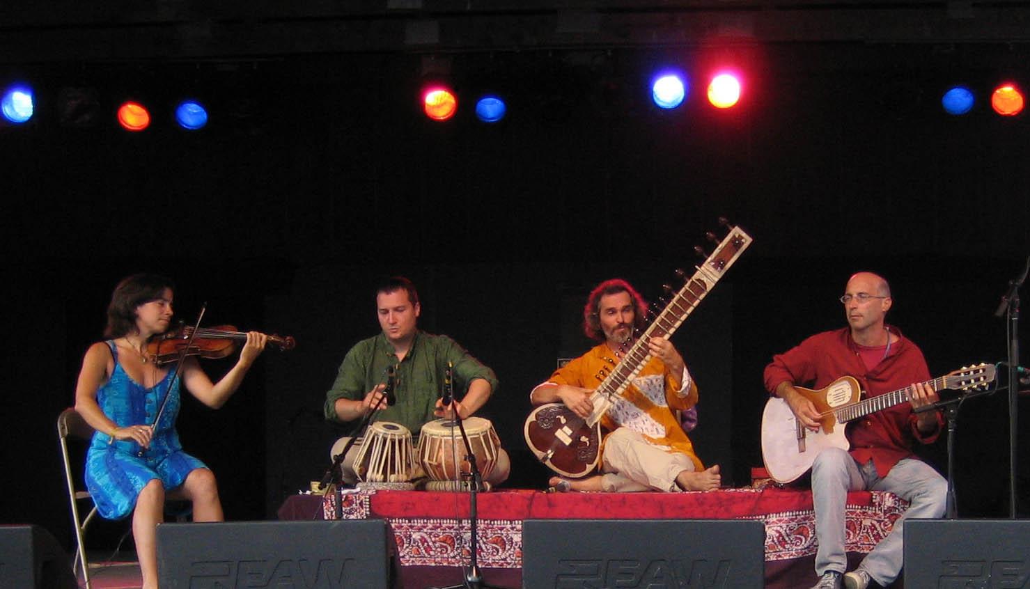 quand la musique traditionnelle rencontre la musique classique
