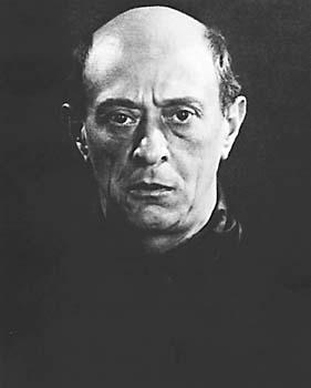 Arnold Schönberg (Schoenberg) Arnold-Schoenberg