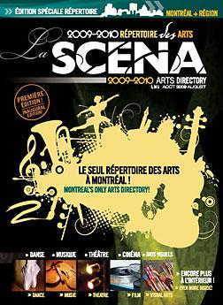 La SCENA Arts Directory